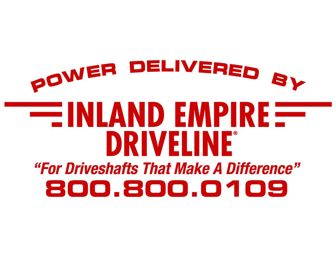 INLAND EMPIRE DRIVELINE SERVICE, INC.