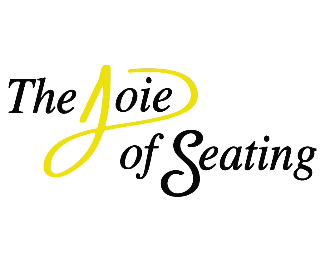 THE JOIE OF SEATING