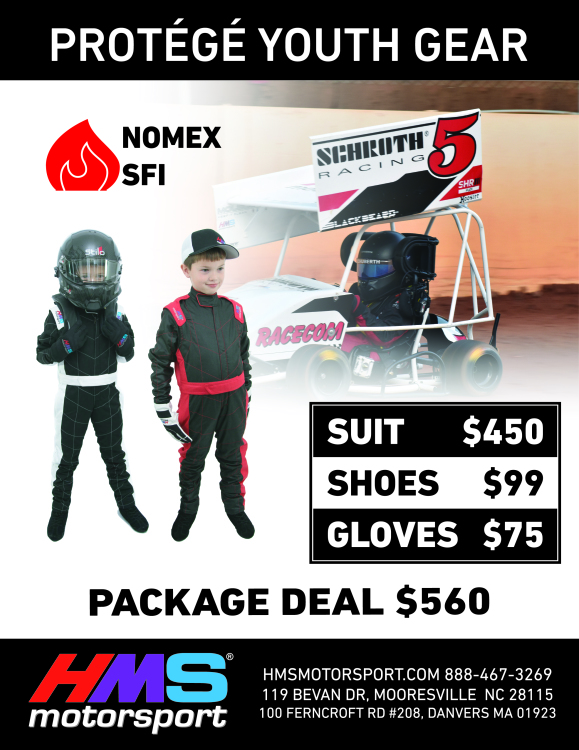 Youth SFI Nomex safety gear