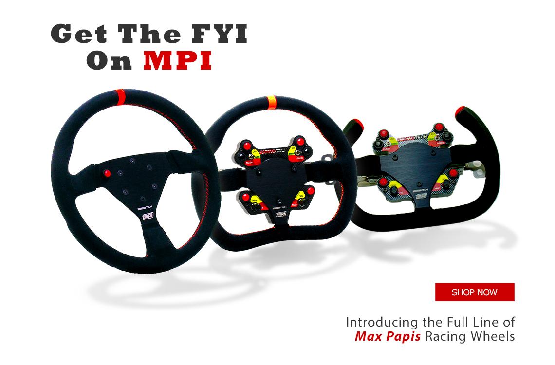 MPI Embraces Future of Racing