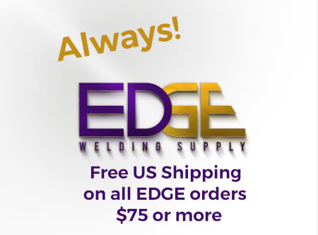 Free US Shipping on all EDGE orders $75 or more!