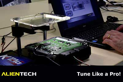 Alientech Academy - PROFESSIONAL CHIPTUNING TRAINING COURSES