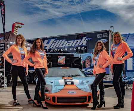 Gulf Racing Fuel Dealer Special