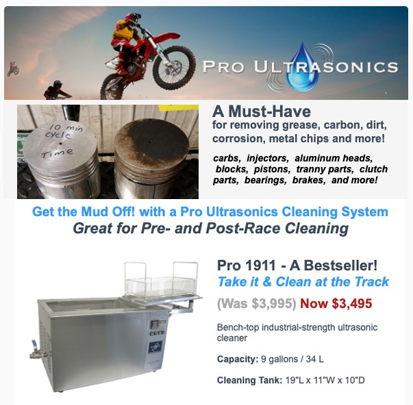 Spring Cleaning Sale - $500 Off!