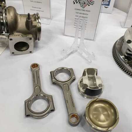 Fiat 500 Abarth Connecting Rods