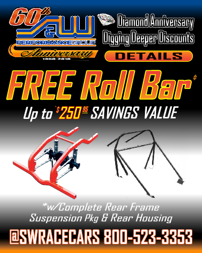 Free Roll Bar Deal