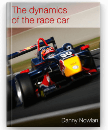 Introducing the 'The dynamics of the race car' ebook