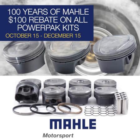 MAHLE Announces $100 PowerPak Piston Rebate