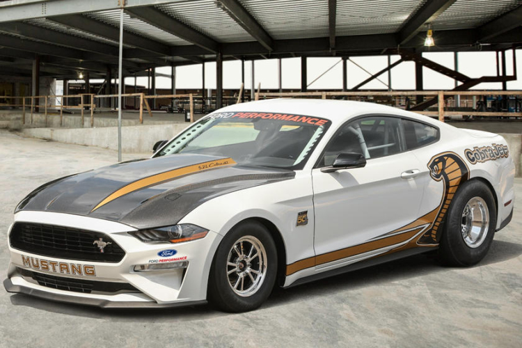 Ford Introduces 50th Anniversary Mustang Cobra Jet—Mid 8-Seconds On The Drag Strip