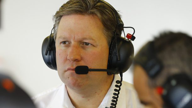 Zak Brown Says McLaren Will Not Commit To A Full IndyCar Schedule In 2019