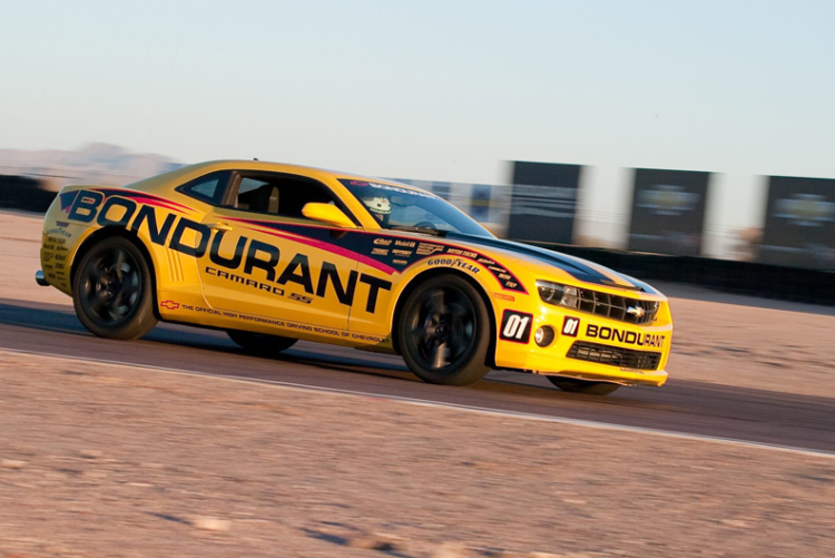 Bob Bondurant School of High-Performance Driving Closes Temporarily