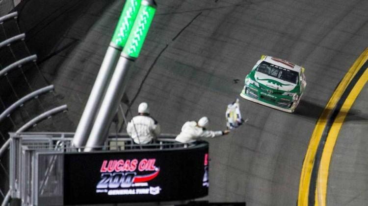 ARCA Changes Overtime Procedure For Daytona & Talladega Races