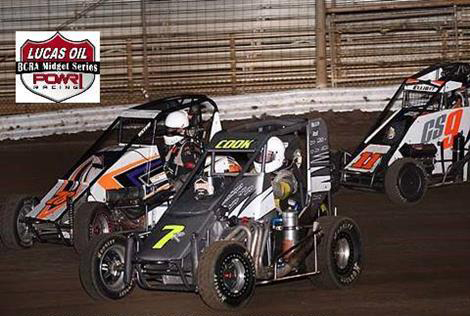 POWRi To Partner With BCRA In Midget Series