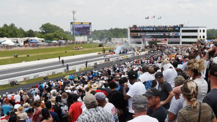 Major Improvements On Tap For NHRA Nationals At Virginia Motorsports Park