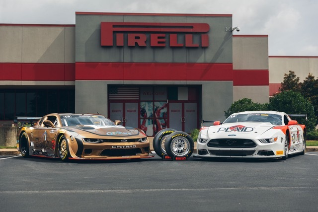 Pirelli, Trans Am And SVRA Extend Partnership Until 2024