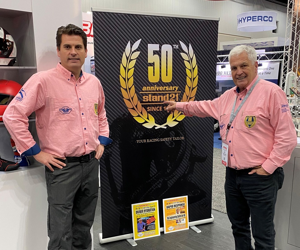 5 Questions with Racing Industry Executive Yves Morizot As Stand 21 Celebrates 50 Years