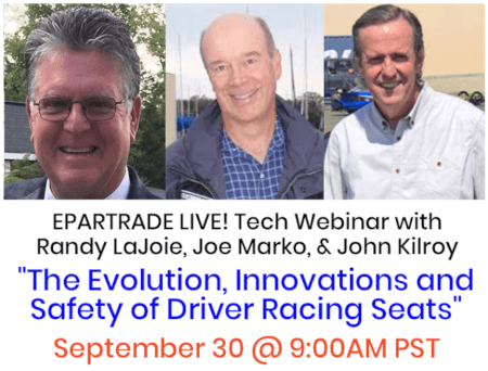 You are in! Welcome to this session of EPARTRADE LIVE!