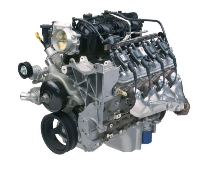L96 6.0 Truck Crate Engine