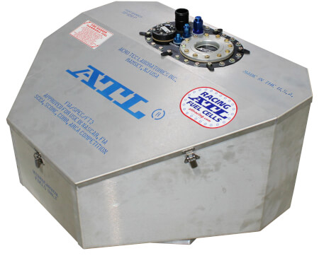 26 Gallon ATL Porsche 911 Fuel Cell For Quick-Refueling