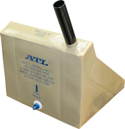 Van Diemen Replacement ATL Fuel Bladder - 5 Gallon