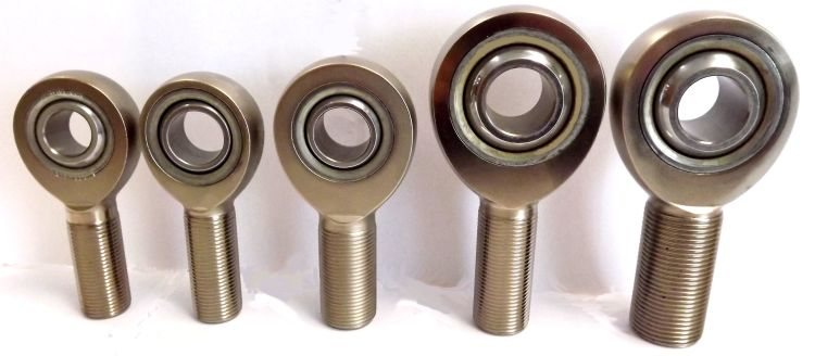 Large Bore RAM Series Rod Ends for Off Road Racing