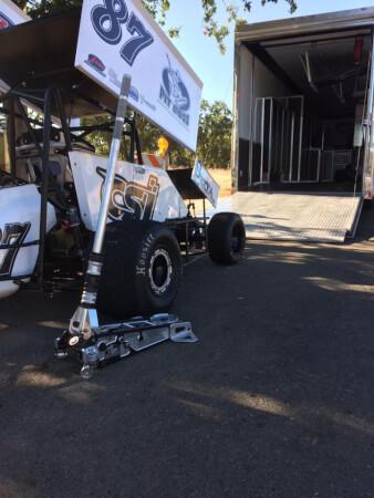 Pit Boss Dirt Racing Jack