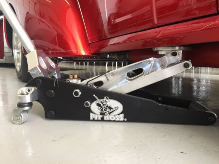Pit Boss Classic Aluminum Racing Jack