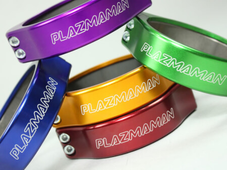 """Plazmaclamps - """"The ZERO Fail boost clamp"""""""