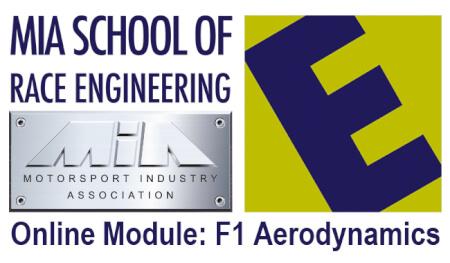 F1 Aerodynamics Online Module