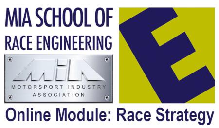 Race Strategy Online Module