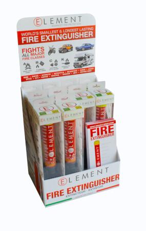 Element E50 Fire Extinguisher