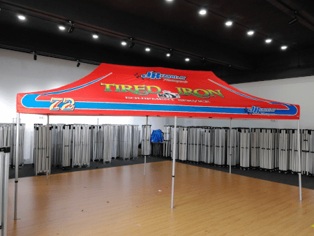 10x10, 10x15, 10x20 Canopy Tents - Full Color