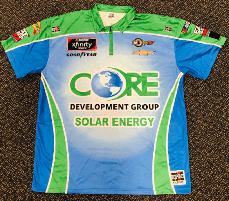 Sublimated Crew Shirts - No Minimums