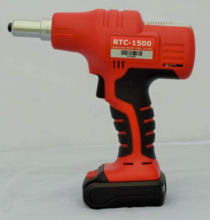 RTC-1500K Cordless Rivet Tool