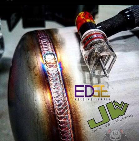 EDGE Welding Cups Gas Lens 920 Narrow Series