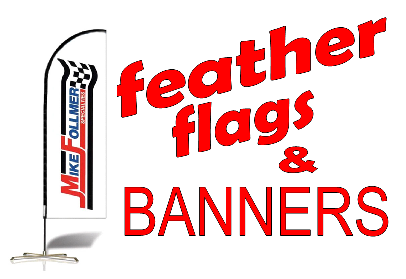 Feather Flags and Banners
