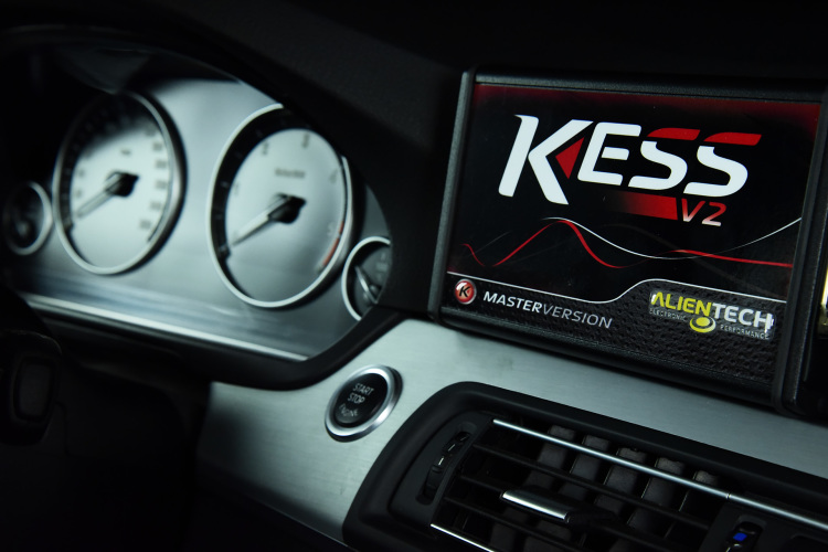 KESSv2 - ECU and TCU OBD programmer