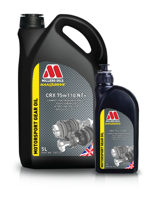 Millers Oils CRX 75w110 NT+ Competition Gear oil