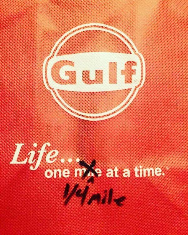 Gulf Legend 100LL Race Fuel
