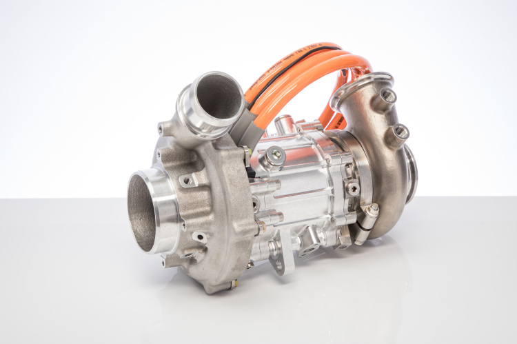 Electrically Assisted Turbochargers