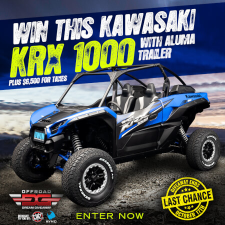 RYNO Classifieds Offroad Giveaway
