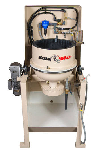 ROTO-MAX® High Energy Finishing