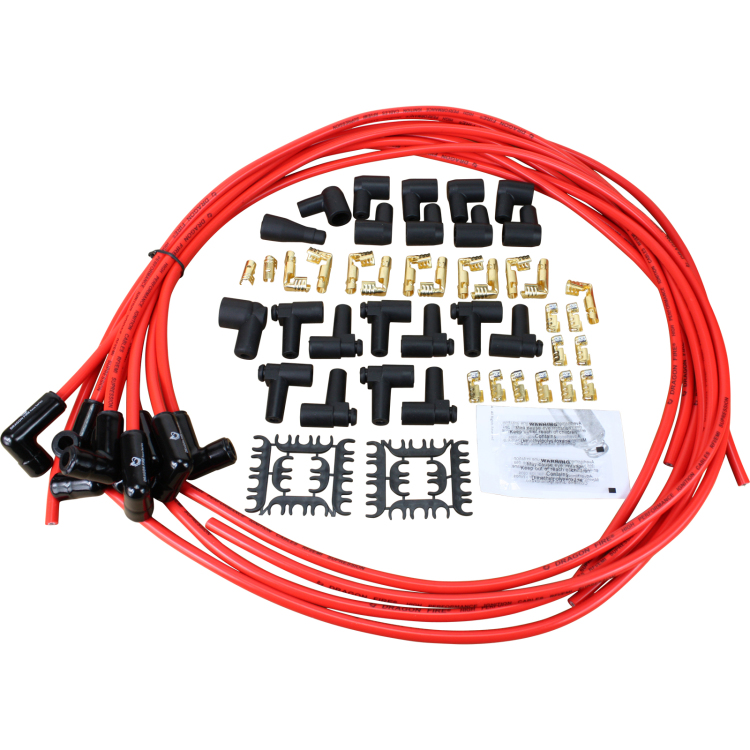 High Performance Spark Plug Wire Sets - Ceramic Boots