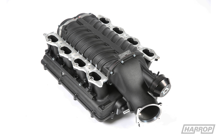 TVS2650 Supercharger kit to suit Mustang Coyote 5.0 V8