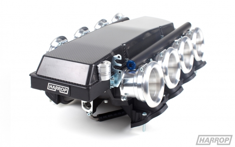 Hurricane ITB manifold to suit LS V8 engines