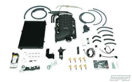 TVS2650 SUPERCHARGER KIT | TUNDRA | LC200 | LX 570