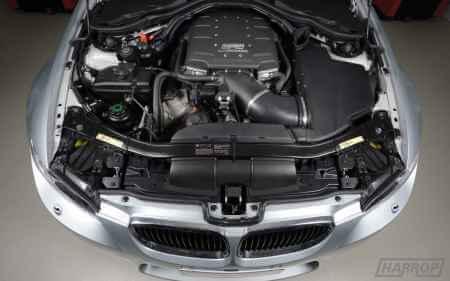 TVS1740 SUPERCHARGER KIT   BMW E9X M3