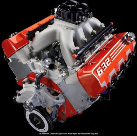 Chevrolet Performance ZZ632/1000