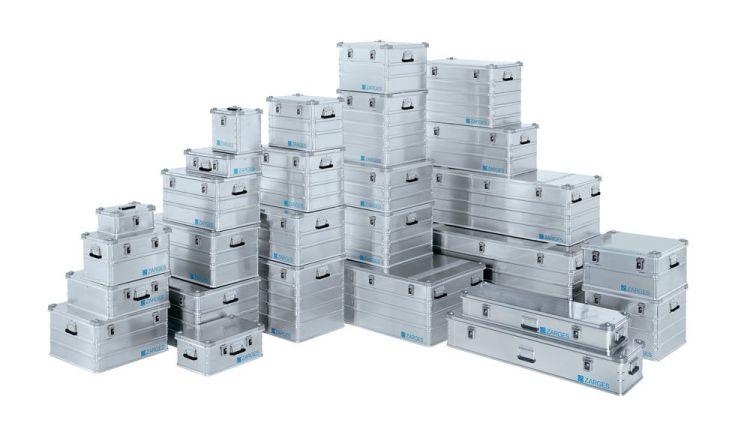ZARGES Aluminum Cases