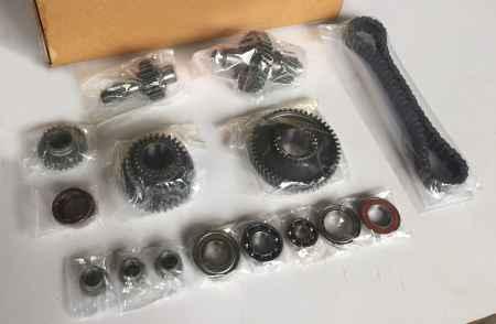 Custom Transfer Case Gears